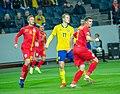 UEFA EURO qualifiers Sweden vs Romaina 20190323 Viktor Claesson 20.jpg