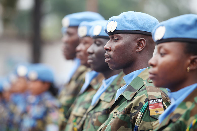 File:UN Peacekeepers Day celebration in the DR Congo (8879905969).jpg