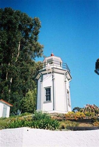 Yerba Buena Light - Yerba Buena Lighthouse