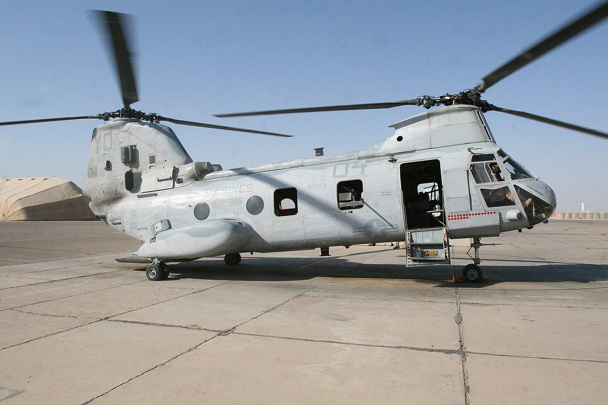 Elicottero Ch : Boeing ch sea knight wikipedia