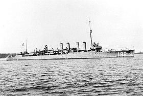 汤马斯号驱逐舰 (DD-182)