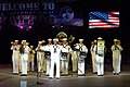 US Navy 070906-N-5174T-008 Sailors attached to the Pacific Fleet Band perform during the first night of the Kuala Lumpur International Tattoo 2007.jpg