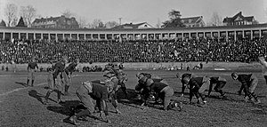 Virginia Cavaliers football - UVA vs. Vandy, 1919