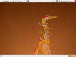 Linux is a modern Unix-like system