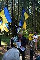 Ukrainian Delegation in Levashovo Memorial Cemetery 34.JPG