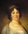 Ulrika Katarina Koskull , 1759- 1805, g.m. greve Magnus Fredrik Brahe. Oljemålning på duk - Skoklosters slott - 56251.tif