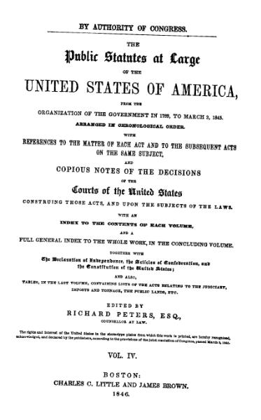 File:United States Statutes at Large Volume 4.djvu