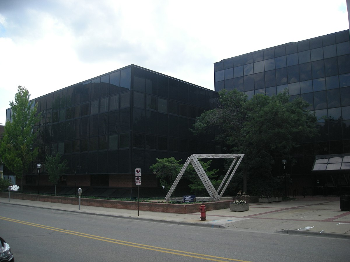 university of michigan institute for social research