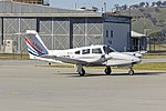 University of New South Wales (VH-UNB) Piper PA-44-180 Seminole at Wagga Wagga Airport.jpg