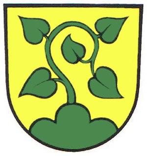 Unterwaldhausen - Image: Unterwaldhausen Wappen