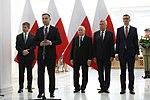 Uroczystość odsłonięcia tablicy upamiętniającej śp. Prezydenta RP Lecha Kaczyńskiego (4).jpg