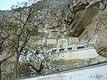 Uspensky Cave Monastery - icons.JPG