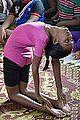 Ustrasana - Yoga Class - Chamrail - Howrah 2013-08-24 2090.JPG