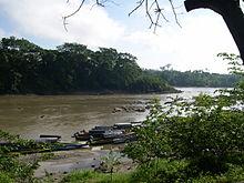 Il fiume Usumacinta