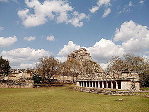 League of Mayapan - Uxmal
