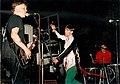 Vágtázó Halottkémek koncert (1987).jpg
