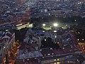 Výhled z žižkovské věže, směr Sokol Vinohrady.jpg