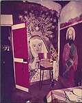 VOODOO PERISTILE Croix des Mission, Haiti 1980.jpg