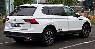 Volkswagen Tiguan - Volkswagen Tiguan Allspace Comfortline