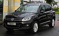 VW Tiguan Sport & Style 2.0 TSI 4MOTION (Facelift) – Frontansicht, 24. Juni 2011, Velbert.jpg