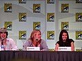 Vampire Diaries Panel at the 2011 Comic-Con International (5985955636).jpg