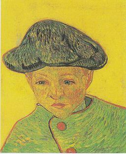 Van Gogh - Camile Roulin