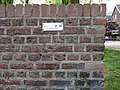 Van Spangenbrug - Hillegersberg - Rotterdam - Number plate (in context).jpg