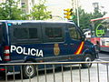 Van of the Police Intervention Unit (PIU) Spain.jpg