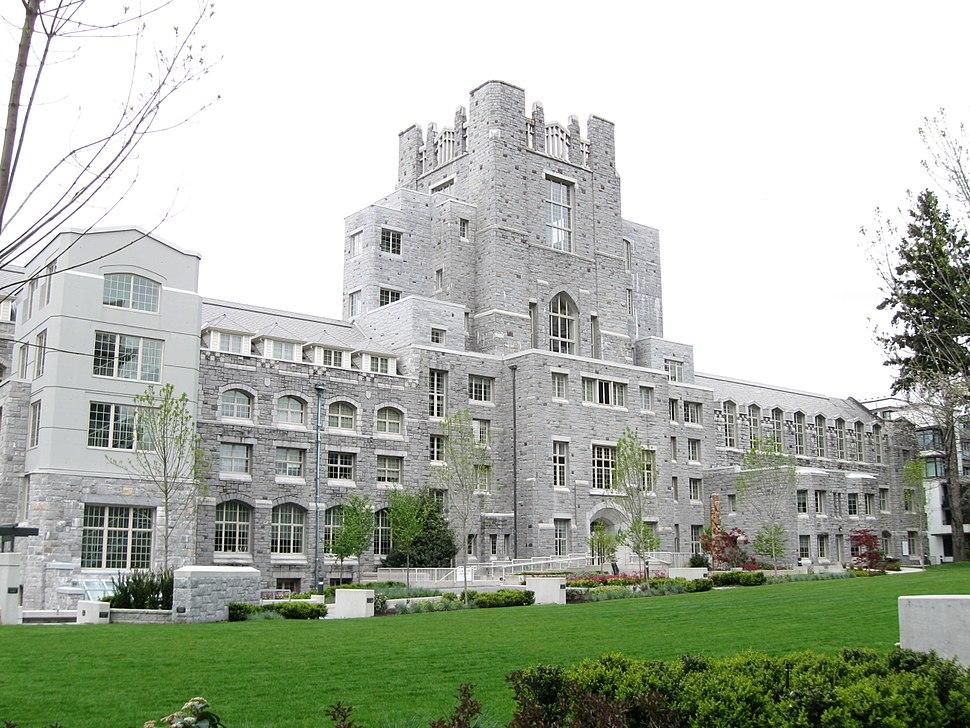 Vancouver school of theology (UBC-2009)