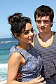 Vanessa Hudgens and Josh Hutcherson (6718749155).jpg