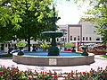 Vasbinder Fountain.JPG