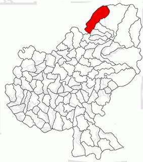 Vătava Commune in Mureș, Romania