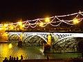 Velá de Santa Ana puente de Triana.JPG