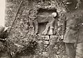 Venetian Saint Mark Lion, photo taken in Vuno 1918.jpg
