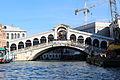 Venezia, ponte di rialto dal canal grande 02.JPG