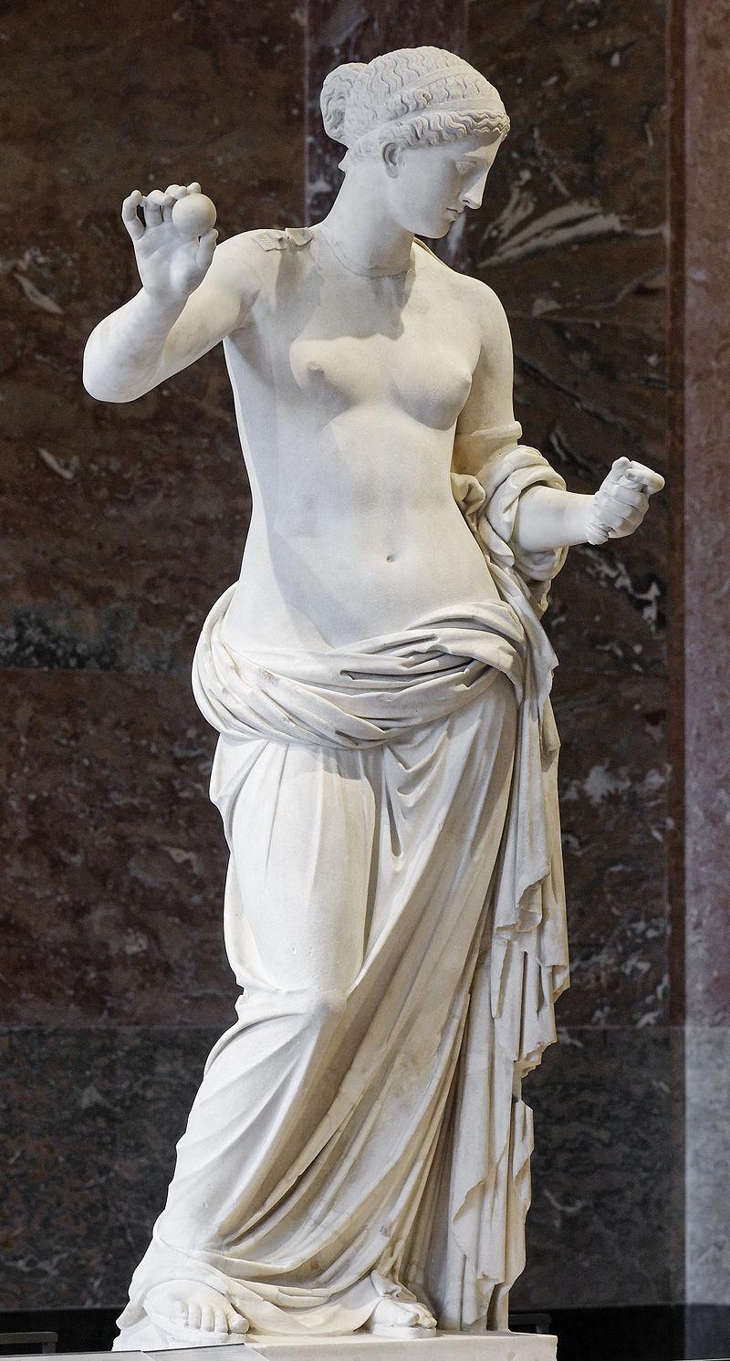 Венера милосская древнегреческая мифология
