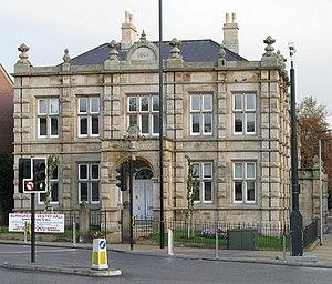 Burngreave - Burngreave Vestry Hall