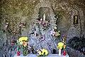 Via degli Dei, Monzuno, Brento, Via di Monte Adone, cappella della Madonna di Lourdes.jpg
