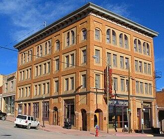 Victor, Colorado - Victor Hotel