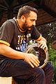 Vienna 2013-07-31 Stadtpark 326 Alp Bora Quartet - Soner Teczan.jpg