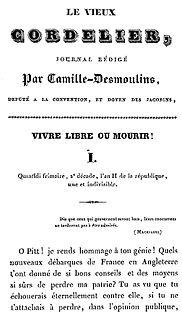 <i>Le Vieux Cordelier</i>