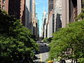 View of 42nd Street from Tudor City.JPG