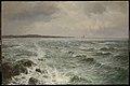 View of Whitley Bay, Northumberland RMG L9758.jpg