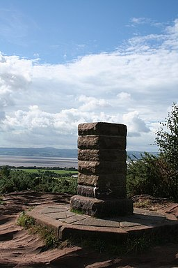 Viewpoint Marker - geograph.org.uk - 640183