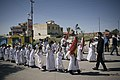 Views of the Palm Sunday festival and parade in 2018 in alQosh, a Chaldean Catholic town 40.jpg