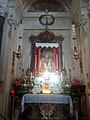 Vigevano, chiesa del SS. Crocifisso o Cristo della Resega - interno - altare2.jpg