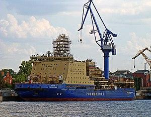 Viktor Chernomyrdin (icebreaker) - Wikipedia