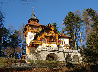 Feldafing - Villa Waldberta