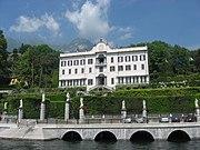 Villa Carlotta.