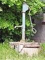 Village pump Büchel, Thuringia.jpg
